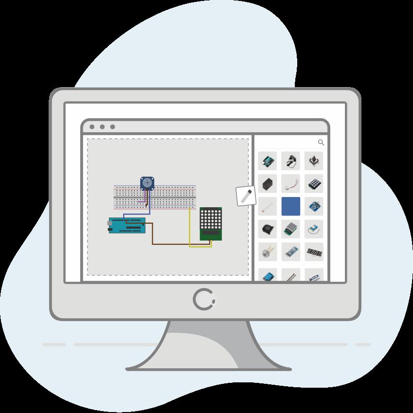 Circuit Design App for Makers- circuito io